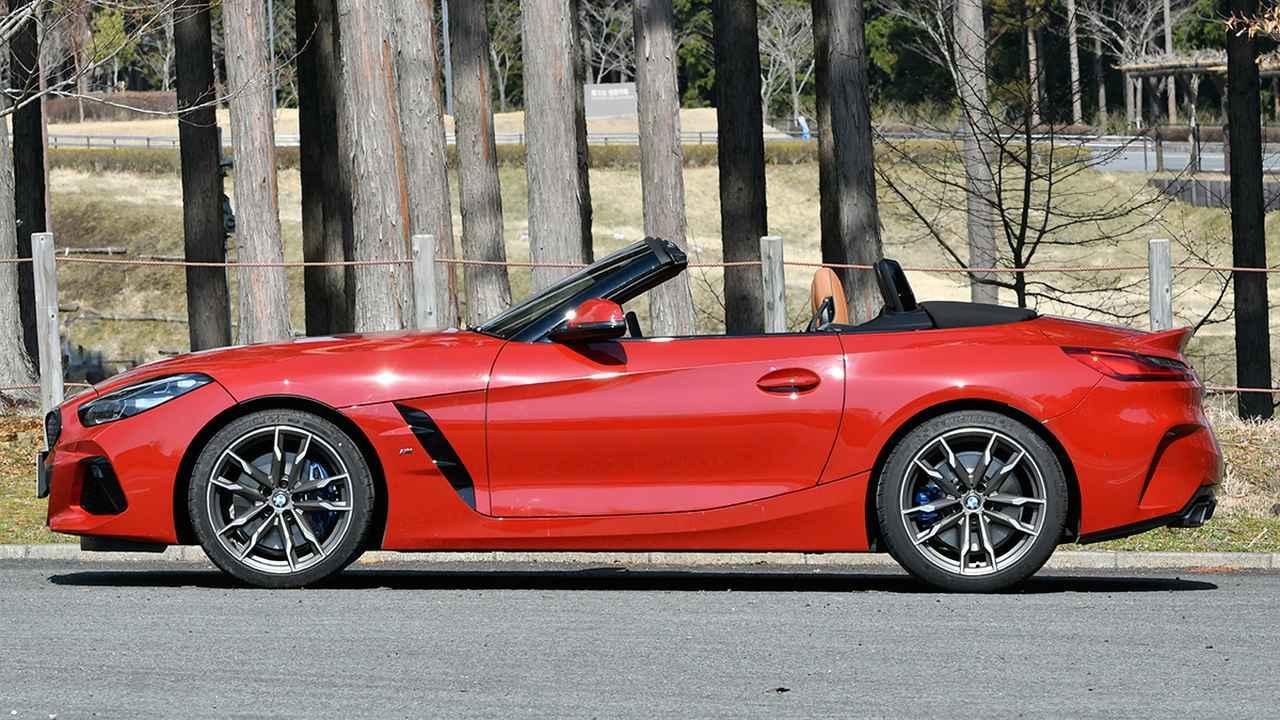 Images : 3番目の画像 - 新型BMW Z4の世界 - Webモーターマガジン
