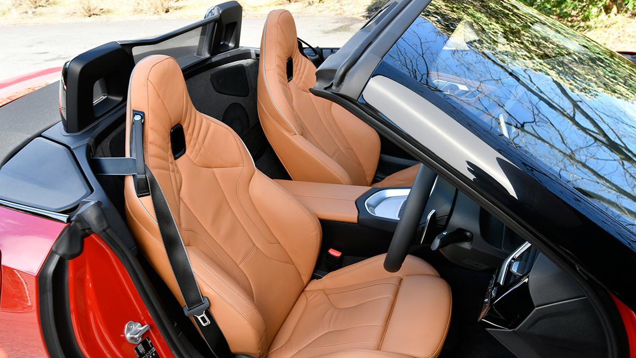 Images : 8番目の画像 - 新型BMW Z4の世界 - Webモーターマガジン
