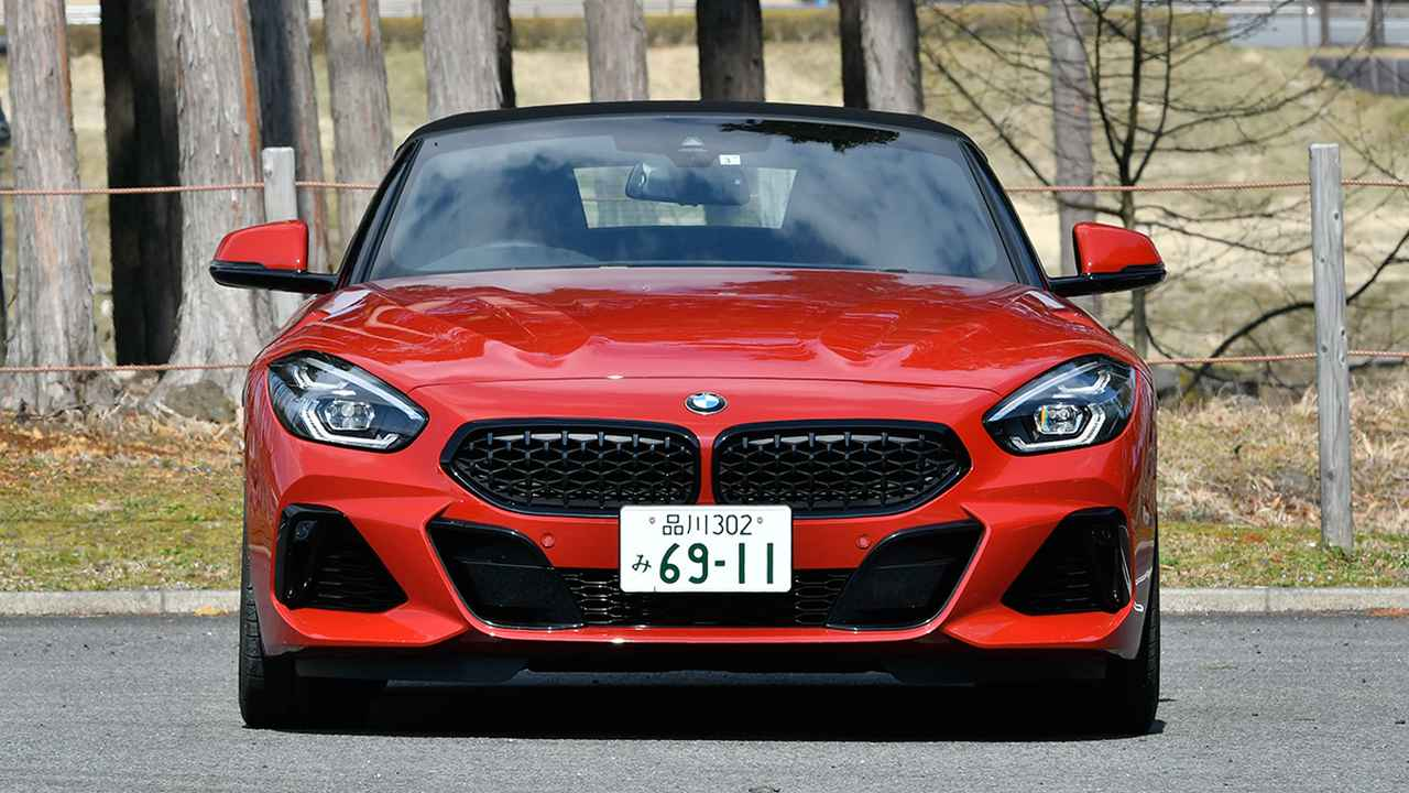 Images : 1番目の画像 - 新型BMW Z4の世界 - Webモーターマガジン