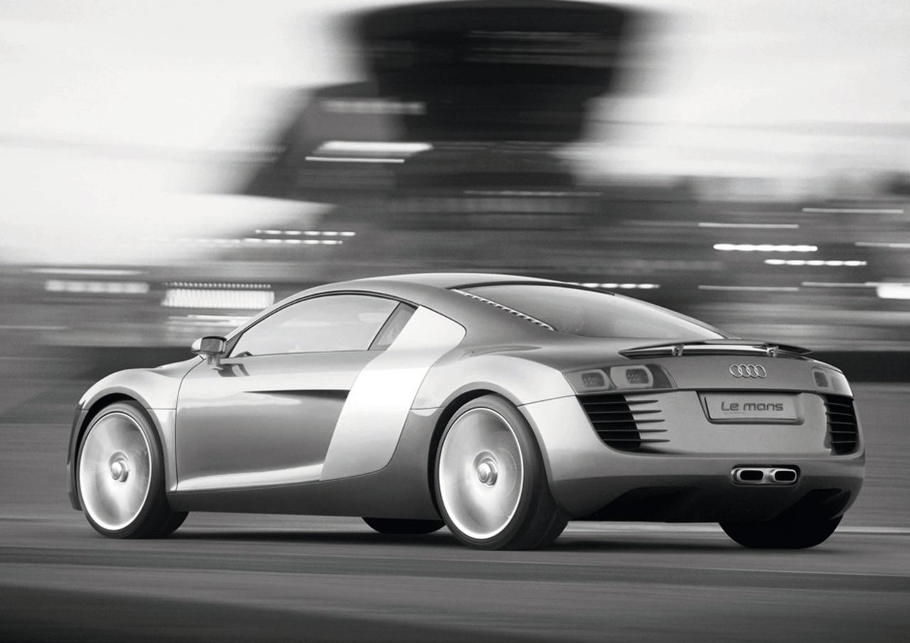 Images : 3番目の画像 - 「【アウディスポーツの衝撃③】2003年に登場したコンセプトカー「ル・マン クワトロ 」にはアウディの思いが詰まっていた」のアルバム - Webモーターマガジン