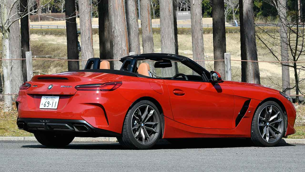 Images : 6番目の画像 - 新型BMW Z4の世界 - Webモーターマガジン