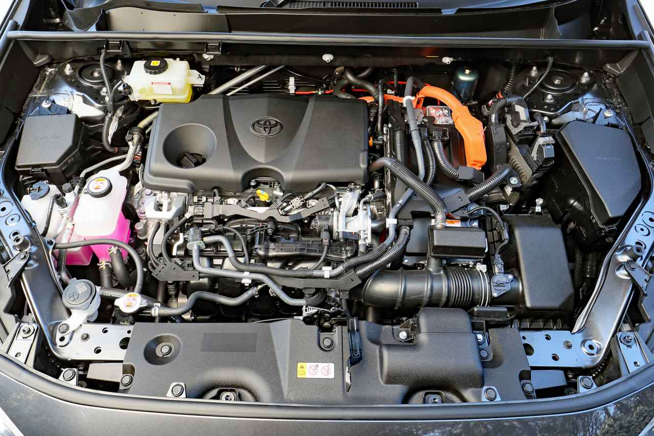 Images : 6番目の画像 - トヨタ 新型RAV4 - Webモーターマガジン