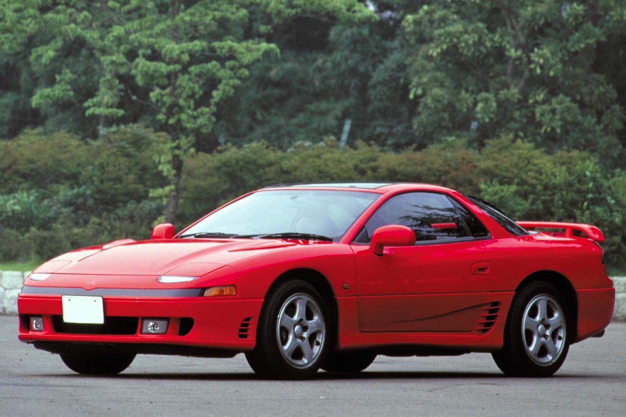 Images : 1番目の画像 - 三菱GTO - Webモーターマガジン