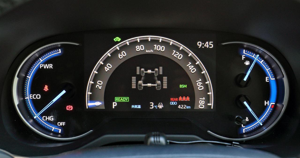 Images : 9番目の画像 - トヨタ 新型RAV4 - Webモーターマガジン