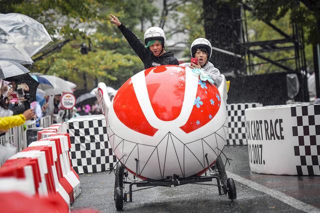 画像: 写真は2017年の東京大会の参加者たち(以下同じ)