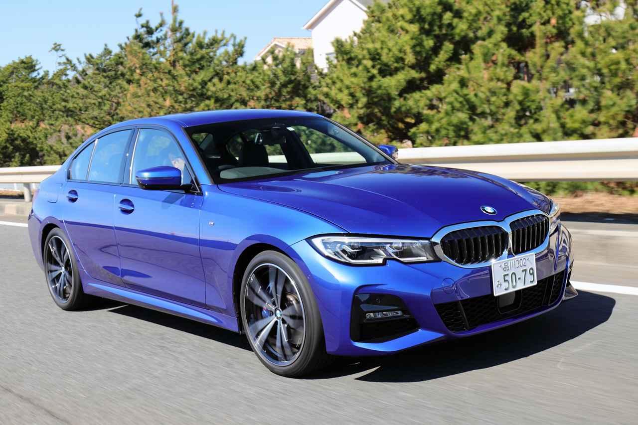 Images : 1番目の画像 - 新型BMW 3シリーズ - Webモーターマガジン