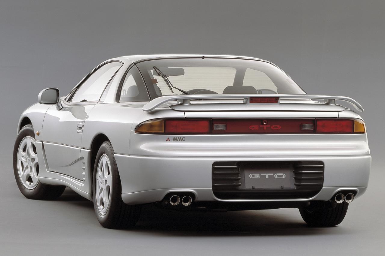 Images : 2番目の画像 - 三菱GTO - Webモーターマガジン