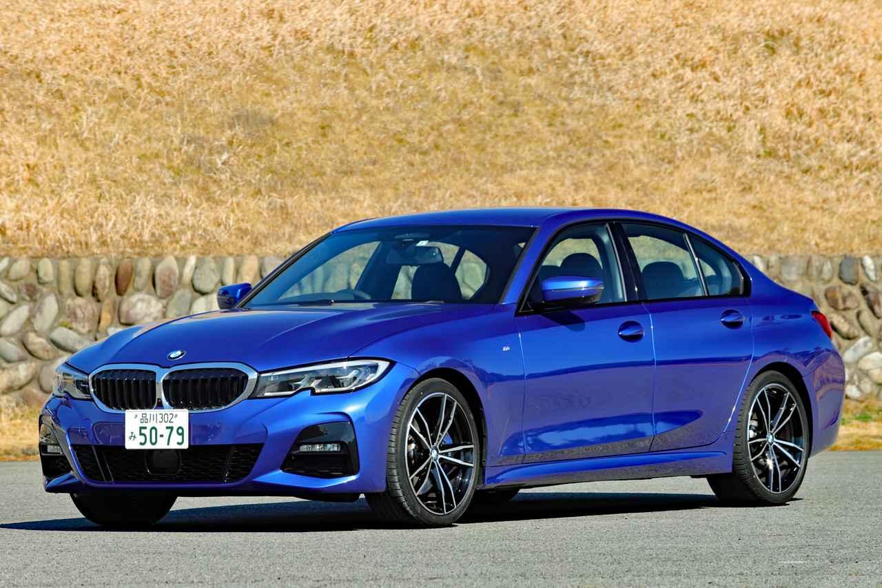 Images : 3番目の画像 - 新型BMW 3シリーズ - Webモーターマガジン
