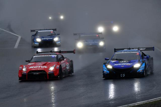 画像3: ARTA NSX-GTが波乱のレースで勝利!【スーパーGT選手権 Rd01 岡山国際サーキット】