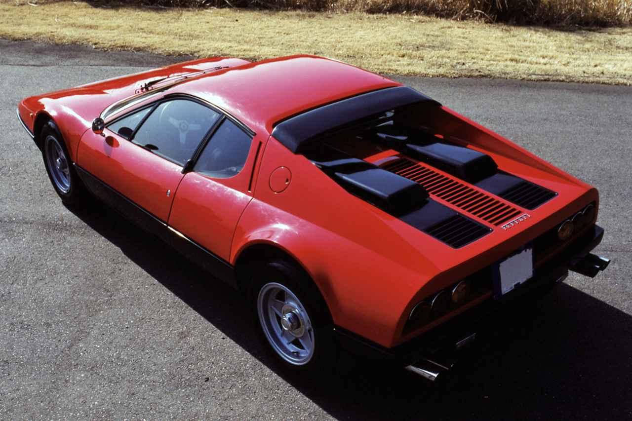 Images : 3番目の画像 - フェラーリ365GT4 BB - Webモーターマガジン
