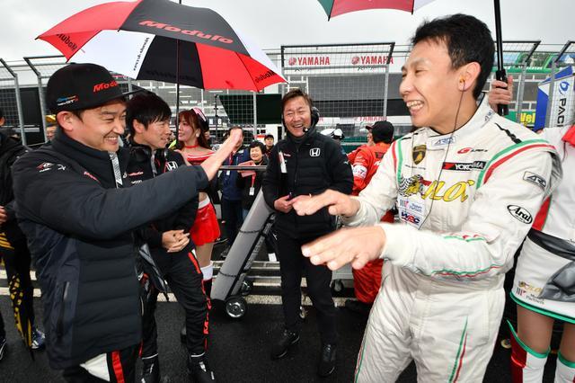 画像3: K-tunes RC F GT3の新田守男が最多となる21勝目【スーパーGT選手権 Rd01 岡山国際サーキット】