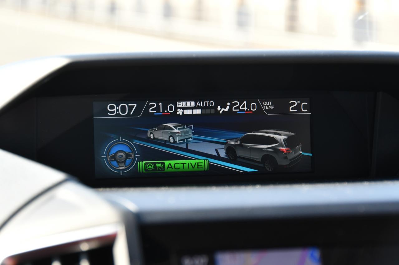 Images : 9番目の画像 - 「【試乗】SUBARUらしい走り味のSUV、新型フォレスターを1000km走ってわかったこと」のアルバム - Webモーターマガジン