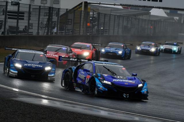 画像4: ARTA NSX-GTが波乱のレースで勝利!【スーパーGT選手権 Rd01 岡山国際サーキット】