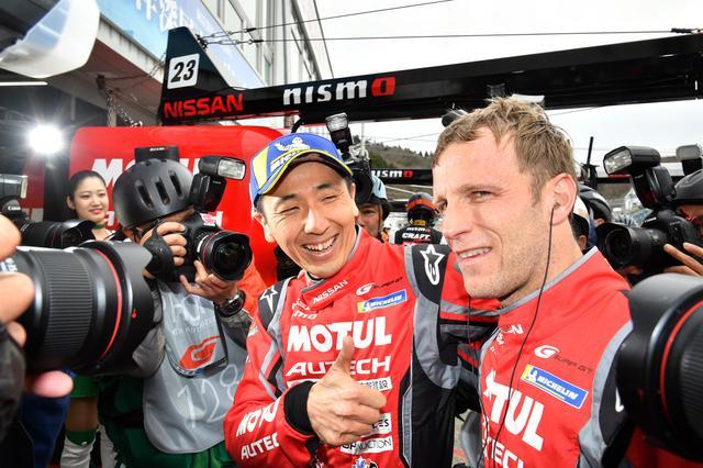 画像1: ARTA NSX-GTが波乱のレースで勝利!【スーパーGT選手権 Rd01 岡山国際サーキット】