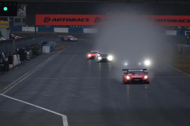 画像2: ARTA NSX-GTが波乱のレースで勝利!【スーパーGT選手権 Rd01 岡山国際サーキット】