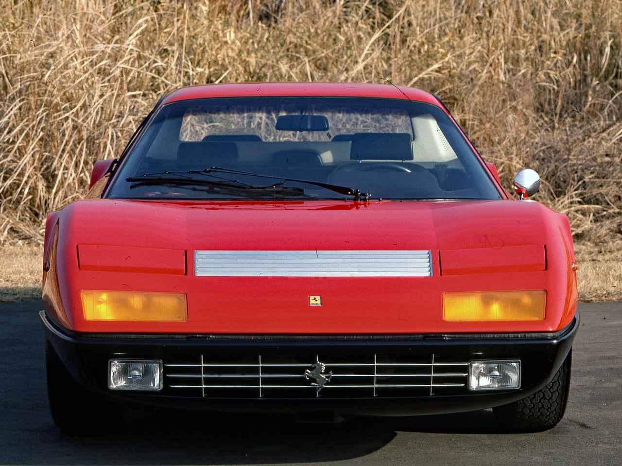 Images : 1番目の画像 - フェラーリ365GT4 BB - Webモーターマガジン