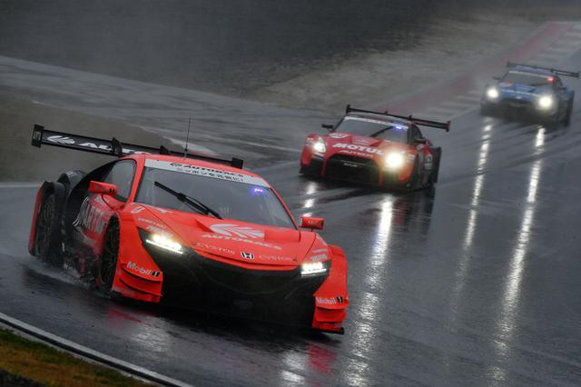 画像6: ARTA NSX-GTが波乱のレースで勝利!【スーパーGT選手権 Rd01 岡山国際サーキット】