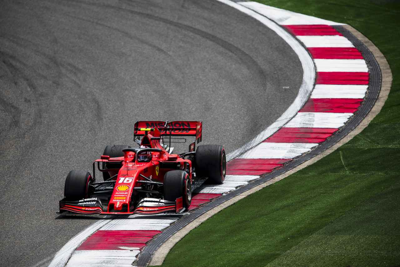 Images : 14番目の画像 - 「F1バーレーンGPで圧倒的な速さを見せたルクレールが中国GPでは、なぜ5位に敗れたのか【モータースポーツ】」のアルバム - Webモーターマガジン