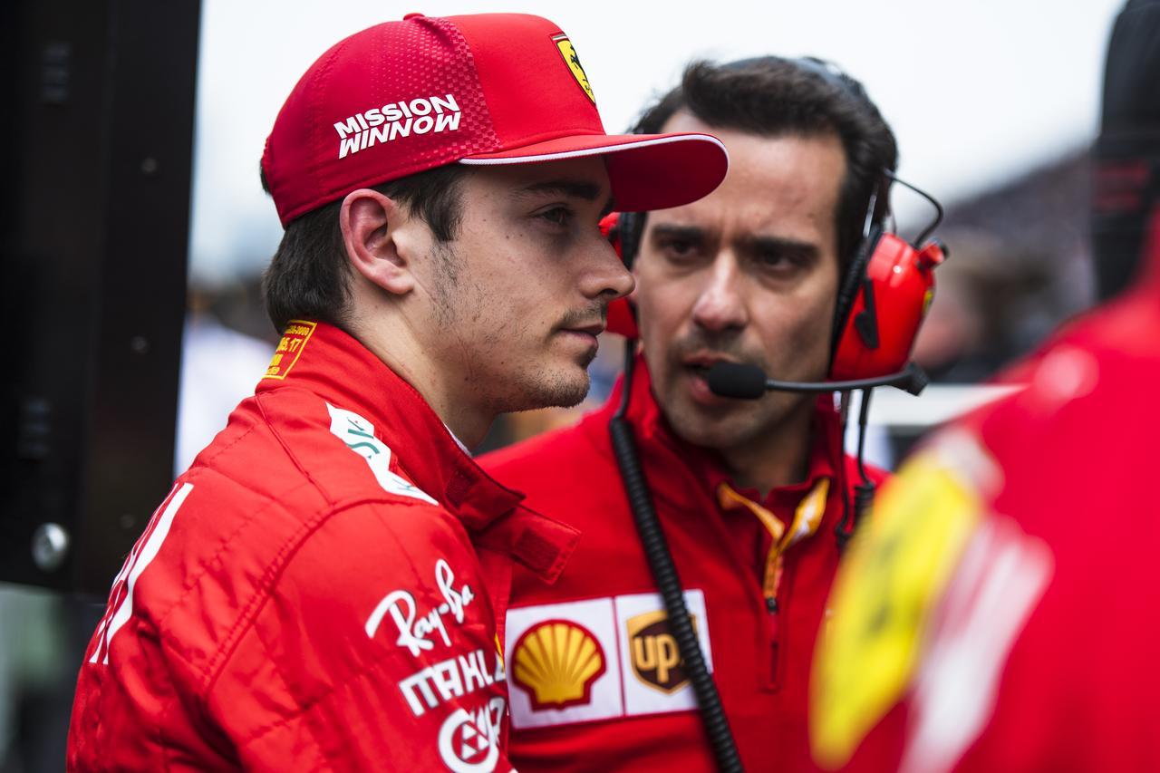 Images : 12番目の画像 - 「F1バーレーンGPで圧倒的な速さを見せたルクレールが中国GPでは、なぜ5位に敗れたのか【モータースポーツ】」のアルバム - Webモーターマガジン