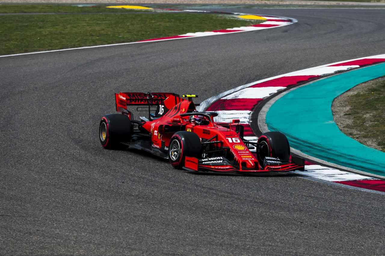 Images : 5番目の画像 - 「F1バーレーンGPで圧倒的な速さを見せたルクレールが中国GPでは、なぜ5位に敗れたのか【モータースポーツ】」のアルバム - Webモーターマガジン