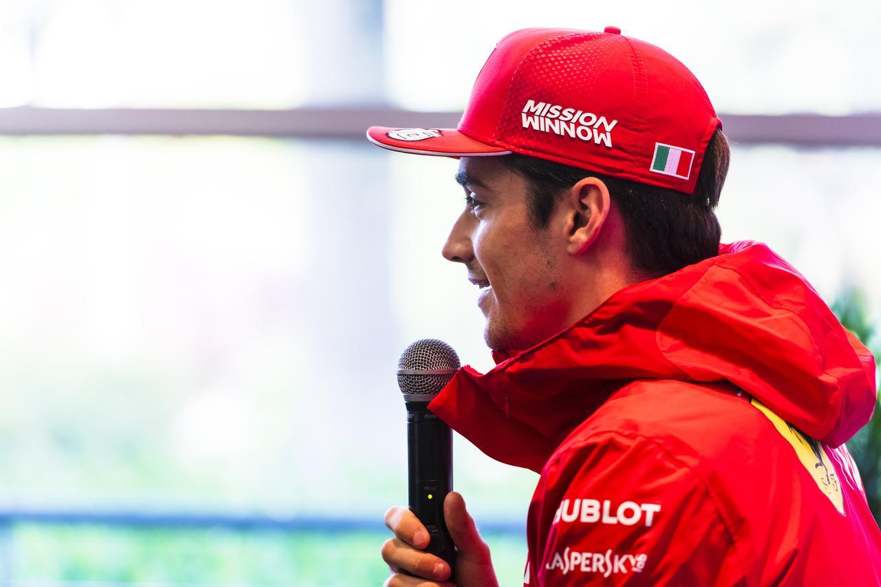 Images : 2番目の画像 - 「F1バーレーンGPで圧倒的な速さを見せたルクレールが中国GPでは、なぜ5位に敗れたのか【モータースポーツ】」のアルバム - Webモーターマガジン