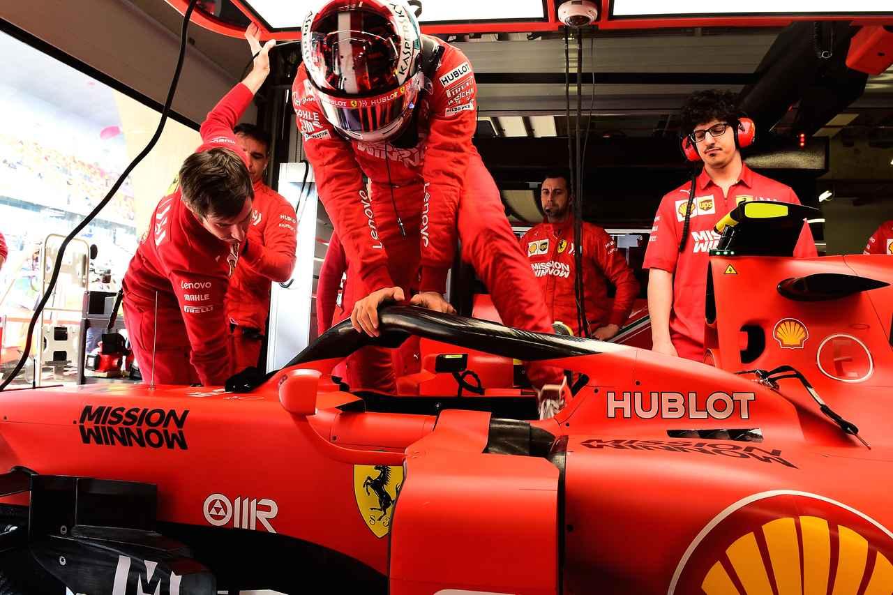 Images : 9番目の画像 - 「F1バーレーンGPで圧倒的な速さを見せたルクレールが中国GPでは、なぜ5位に敗れたのか【モータースポーツ】」のアルバム - Webモーターマガジン