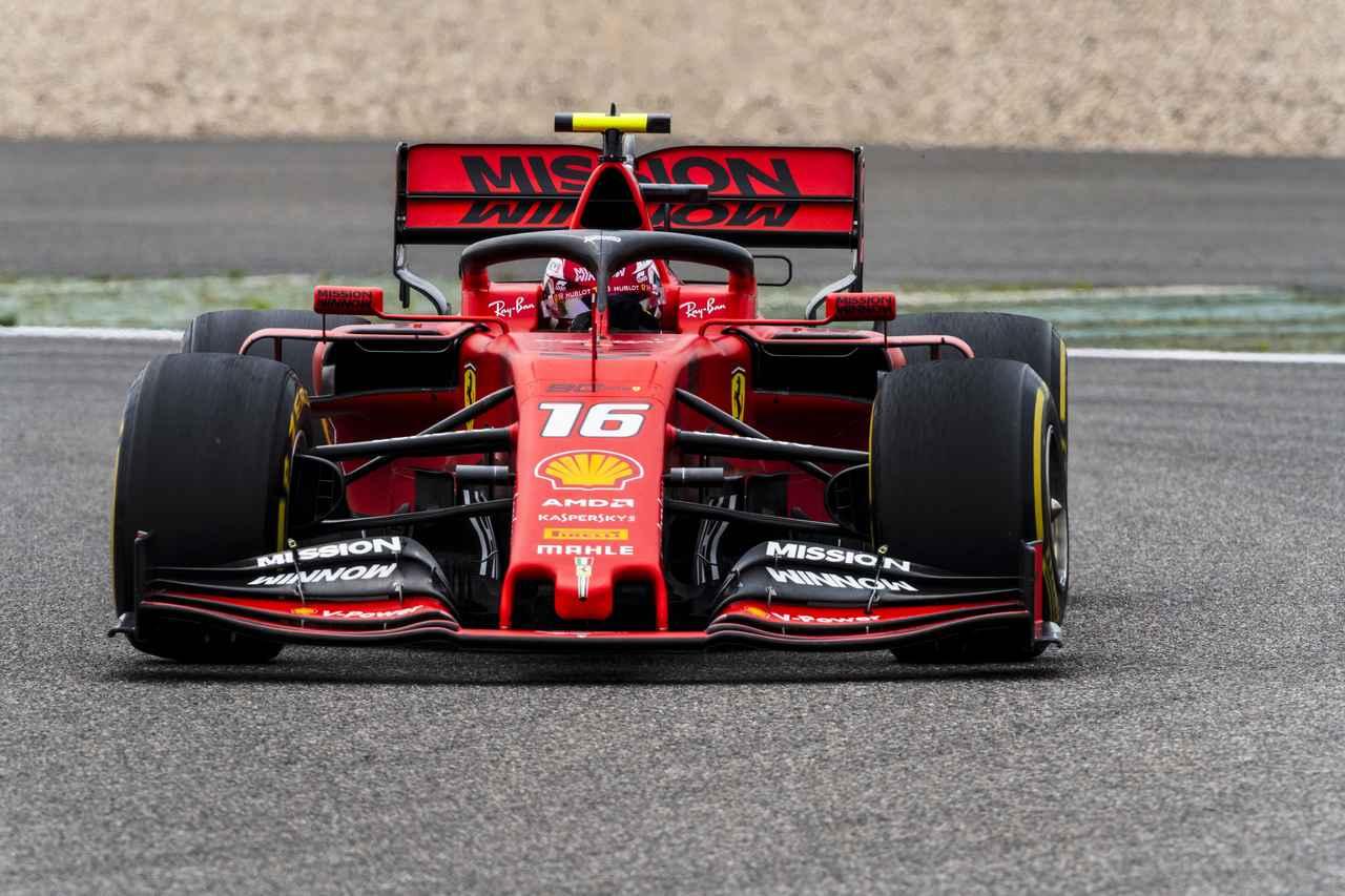 Images : 11番目の画像 - 「F1バーレーンGPで圧倒的な速さを見せたルクレールが中国GPでは、なぜ5位に敗れたのか【モータースポーツ】」のアルバム - Webモーターマガジン