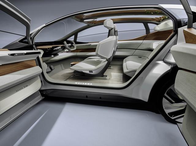 画像3: コンパクトなボディに自動運転に対応する電気駆動システム