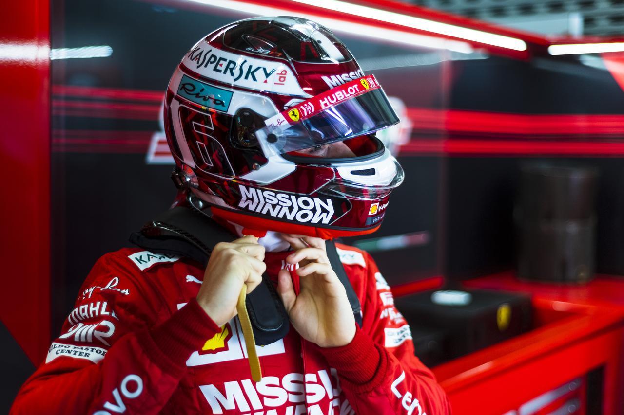 Images : 17番目の画像 - 「F1バーレーンGPで圧倒的な速さを見せたルクレールが中国GPでは、なぜ5位に敗れたのか【モータースポーツ】」のアルバム - Webモーターマガジン