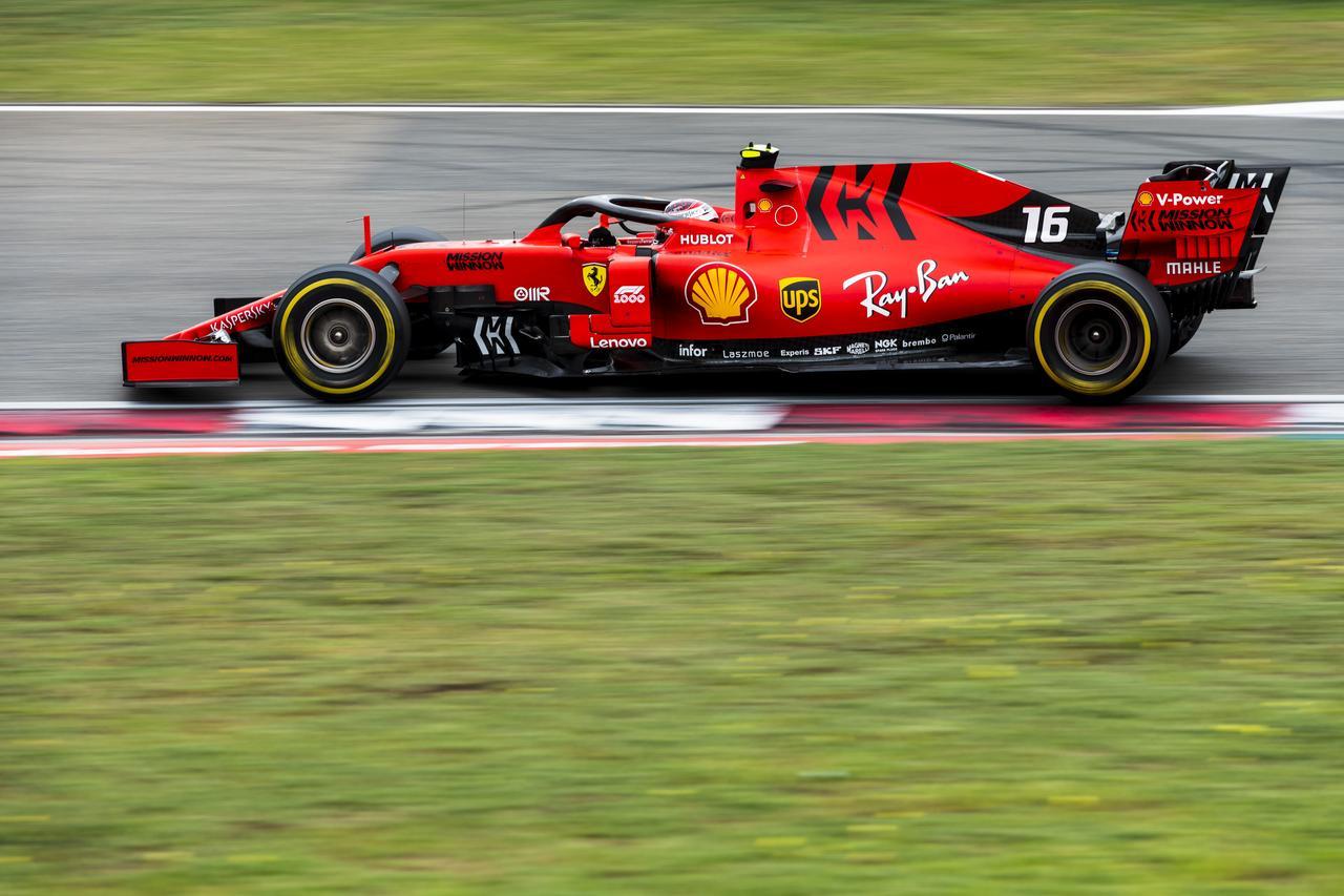 Images : 10番目の画像 - 「F1バーレーンGPで圧倒的な速さを見せたルクレールが中国GPでは、なぜ5位に敗れたのか【モータースポーツ】」のアルバム - Webモーターマガジン