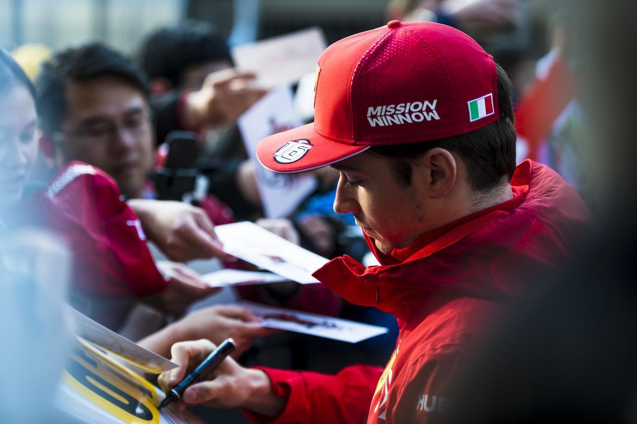 Images : 4番目の画像 - 「F1バーレーンGPで圧倒的な速さを見せたルクレールが中国GPでは、なぜ5位に敗れたのか【モータースポーツ】」のアルバム - Webモーターマガジン