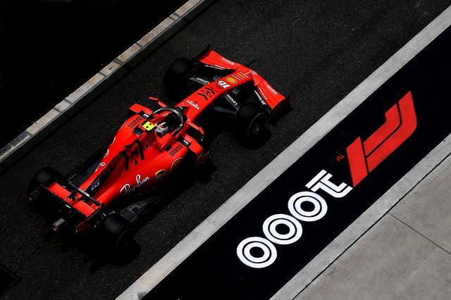画像: バーレーンGPのような速さは見せられなかったが、チームオーダーの下で、予選4位、決勝5位に入ったシャルル・ルクレール(フェラーリ)。