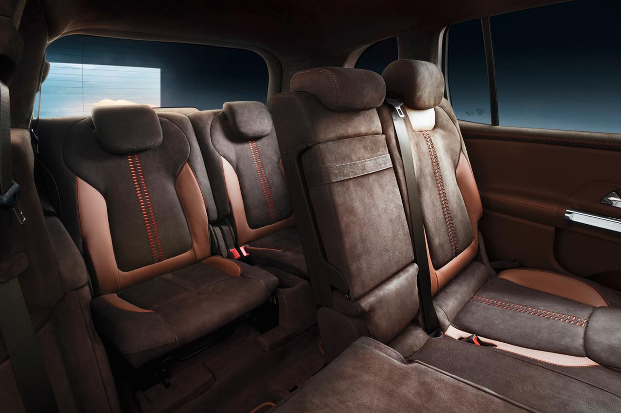 Images : 1番目の画像 - 「まるでクロカン?  3列シートSUVの「コンセプトGLB」をメルセデス・ベンツが上海モーターショーで発表」のアルバム - Webモーターマガジン
