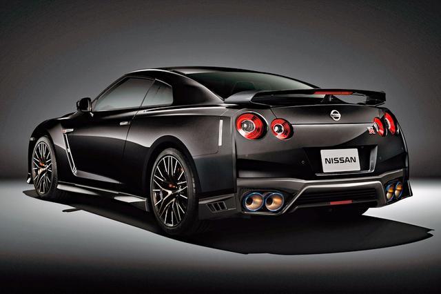画像: GT-R ブラックエディション