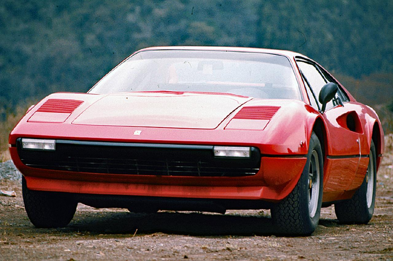 Images : 5番目の画像 - フェラーリ308GTB/GTS - Webモーターマガジン