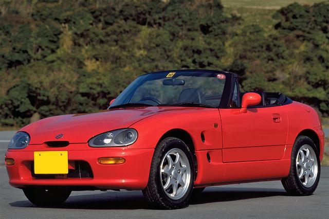 画像: 小さいながら古典的FRスポーツカーのプロポーションがスポーツカーらしさを感じさせる。