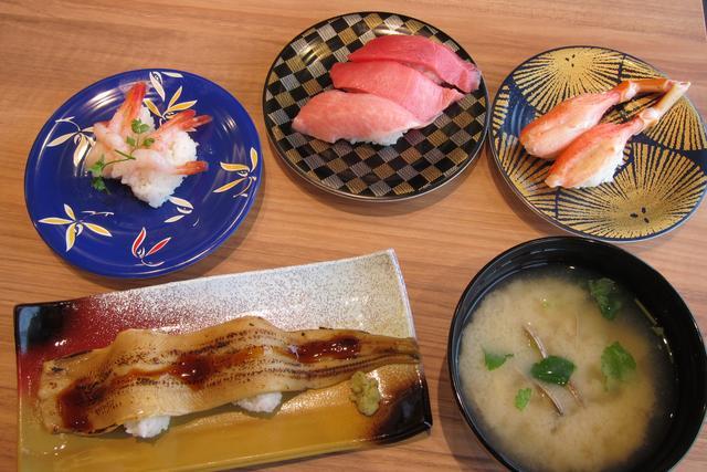 画像: 新鮮なネタが自慢の「海鮮三崎港」のお寿司