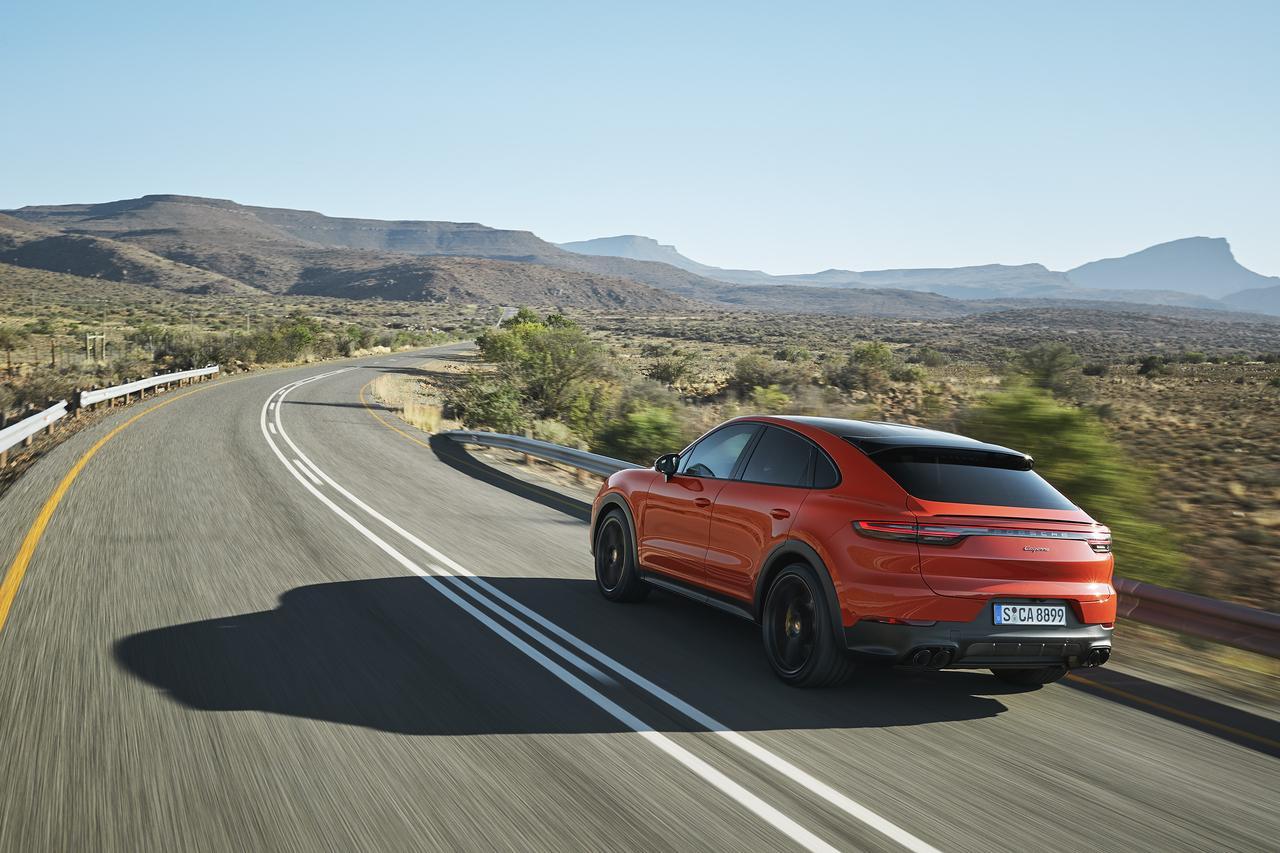 Images : 23番目の画像 - 「ポルシェ カイエンの派生モデル「カイエンクーペ」の車両価格を発表し、さらに予約受付も開始」のアルバム - Webモーターマガジン