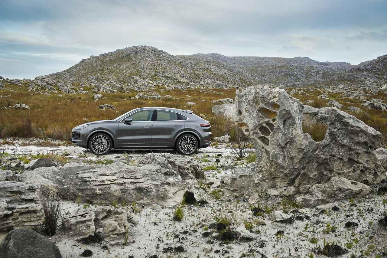 Images : 5番目の画像 - 「ポルシェ カイエンの派生モデル「カイエンクーペ」の車両価格を発表し、さらに予約受付も開始」のアルバム - Webモーターマガジン
