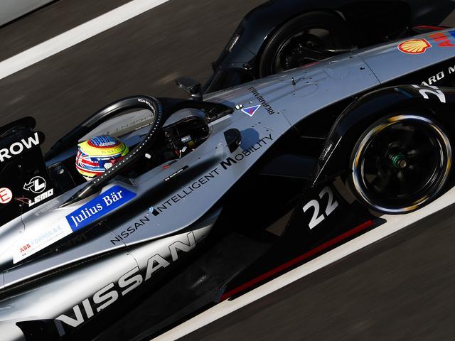 画像: シーズン1から参戦していたルノーからチームを引き継ぐ形で、今季シーズン5からいよいよニッサンがワークス参戦開始。