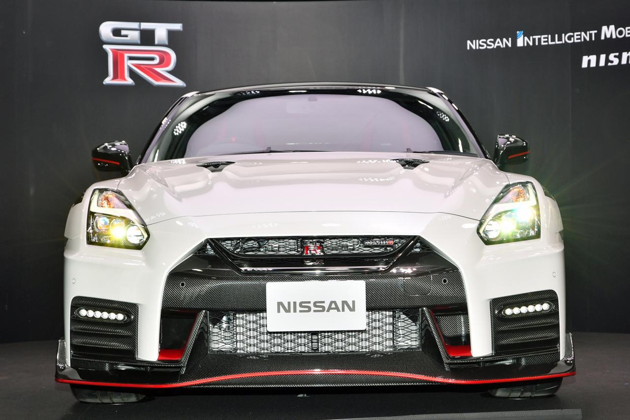 Images : 3番目の画像 - GT-Rニスモ 2020年モデル - Webモーターマガジン