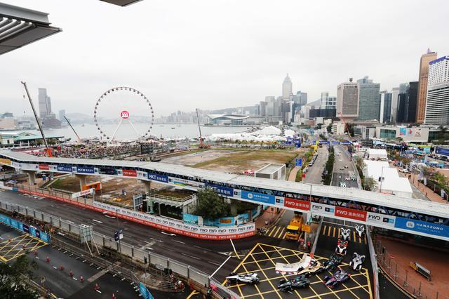 画像: 大きな盛り上がりを見せた香港E-Prix。