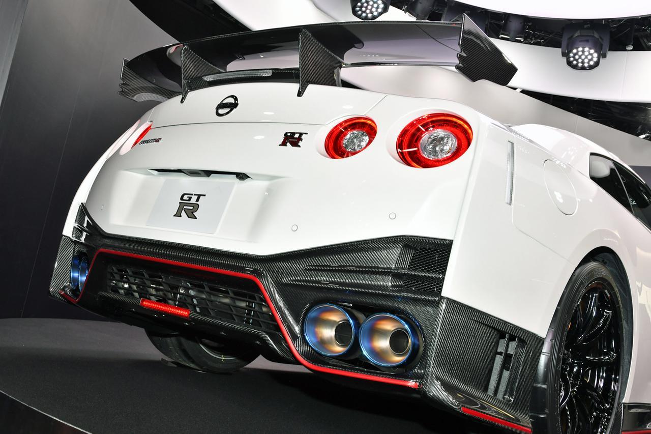 Images : 12番目の画像 - GT-Rニスモ 2020年モデル - Webモーターマガジン