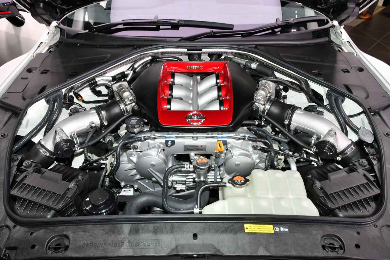 Images : 6番目の画像 - GT-Rニスモ 2020年モデル - Webモーターマガジン