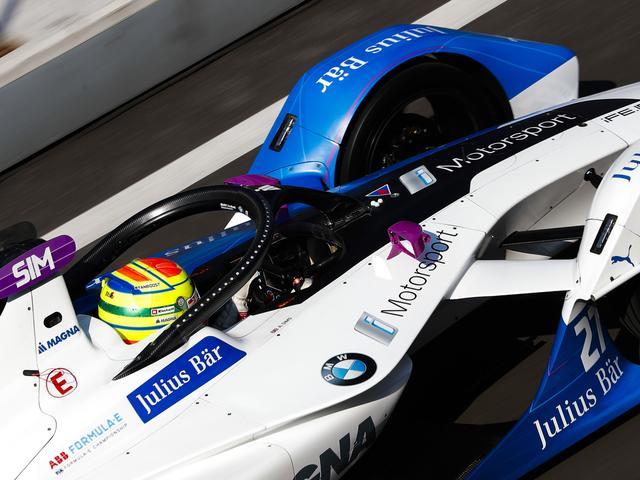 画像: BMWはフォーミュラE立ち上げ当初からペースカーを提供するなどのシリーズのバックアップを行ってきたが、シーズン5からワークスとして参戦することになった。
