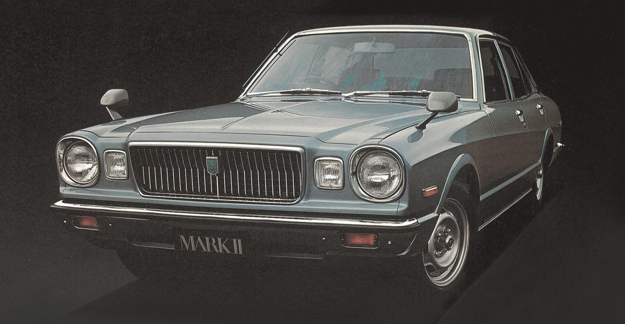 Images : 3番目の画像 - 歴代マークIIとマークX - Webモーターマガジン