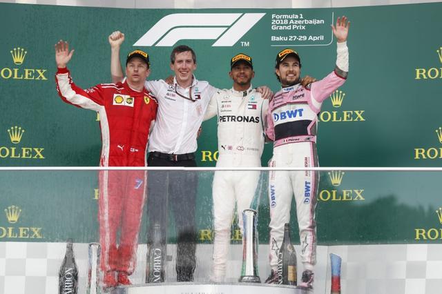 画像: 昨年はボッタスのまさかのアクシデントによりメルセデスAMGのルイス・ハミルトンが優勝を飾っている。