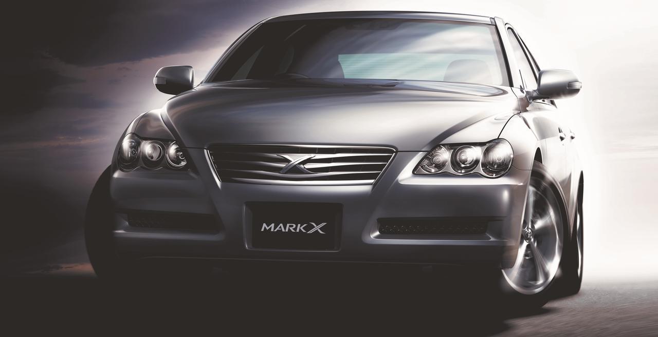 Images : 10番目の画像 - 歴代マークIIとマークX - Webモーターマガジン