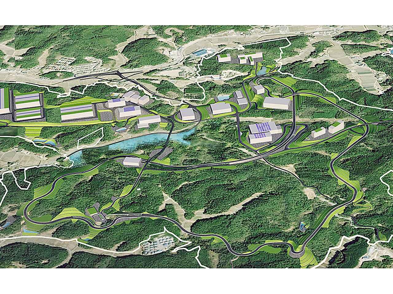 Images : 8番目の画像 - トヨタ テクニカルセンター 下山 - Webモーターマガジン