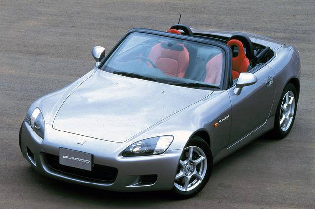 画像: S2000は2009年に生産が終了され、ホンダ車のラインアップから再びFR車が消えた。